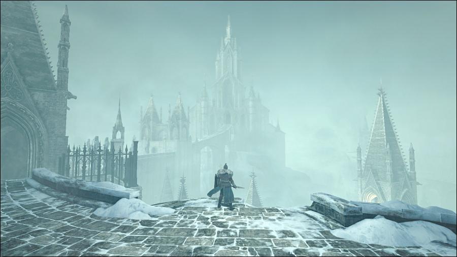 Novas imagens de Dark Souls 2: Crown of the Ivory King
