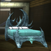 Mystical Emissive Bed