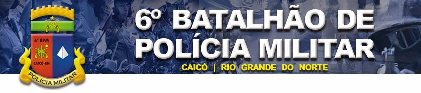 6º Batalhão de Polícia Militar