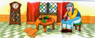 el zapatero y los duendecillos, cuentos infatiles