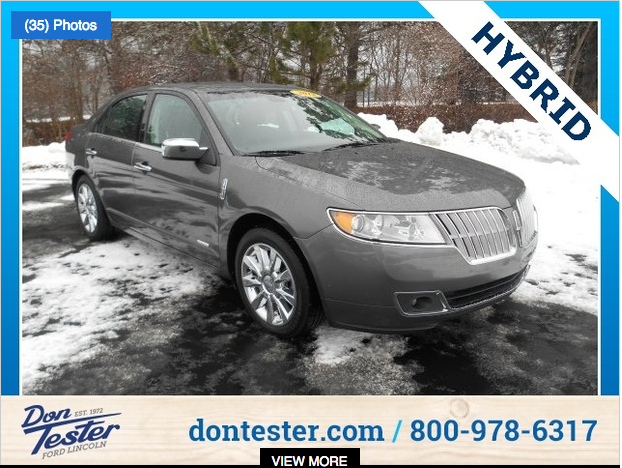 Used Lincoln Cars For Sale Norwalk, OH