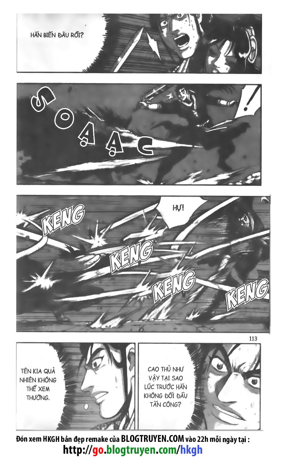 Hiệp Khách Giang Hồ chap 345 Trang 4 - Mangak.info