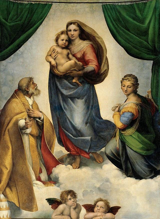http://en.wikipedia.org/wiki/Raphael