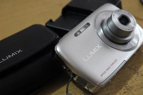 kamera digital bekas lumic