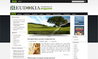 Eudokia WordPress Theme