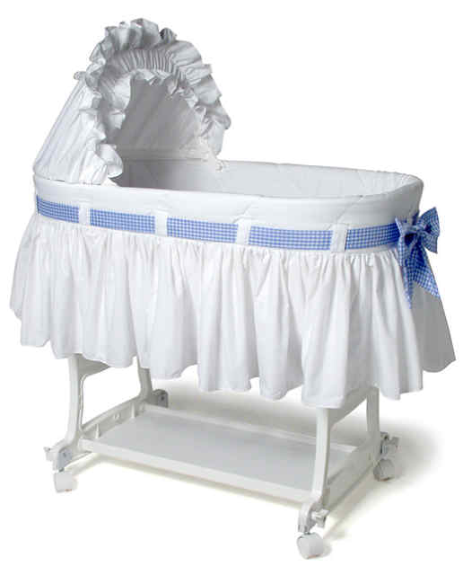 Baby Boy Bassinet Cake Ideas And Designs