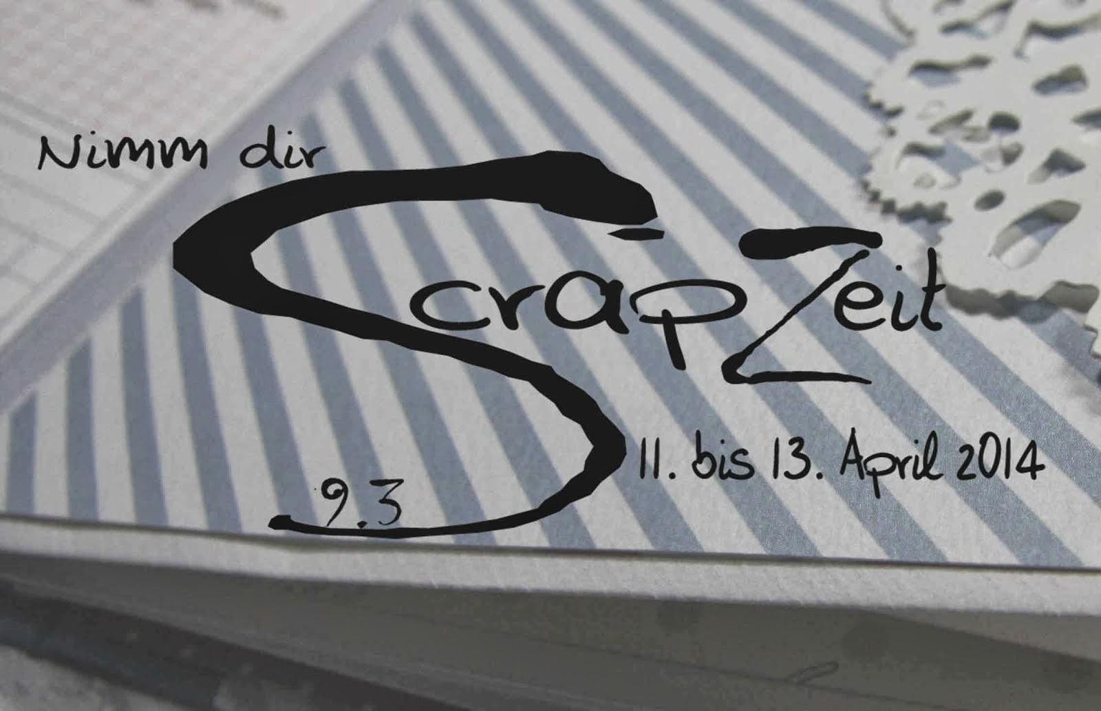 ScrapZeit 11.-13. April 2014