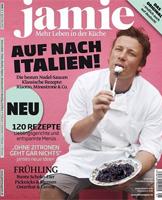 Jamie Oliver Magazin