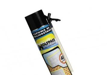 bote de espuma de poliuretano