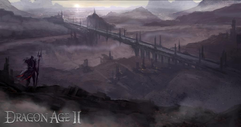 Dragon Age HD & Widescreen Wallpaper 0.0343217980497306