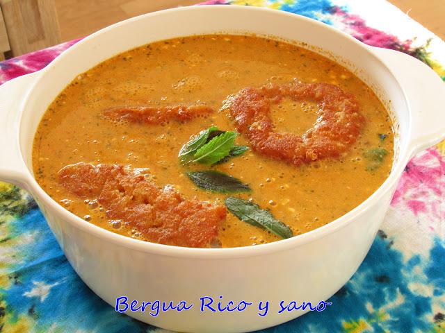 Comer rico y sano: Sopa nicaragüense de queso y hierbabuena - photo#9