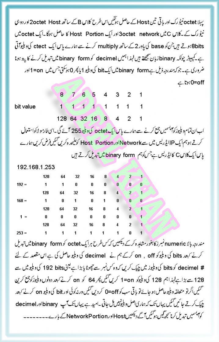 Basic tutorial of ip adress in urdu hindi tutorial urdu hindi basic tutorial of ip adress in urdu hindi tutorial baditri Image collections