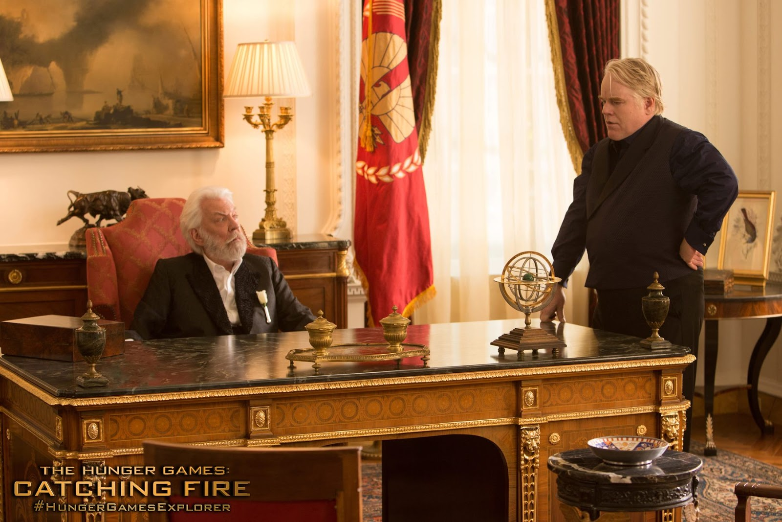 Aktor The Hunger Games Philip Seymour Hoffman Meninggal Di Usia 46th