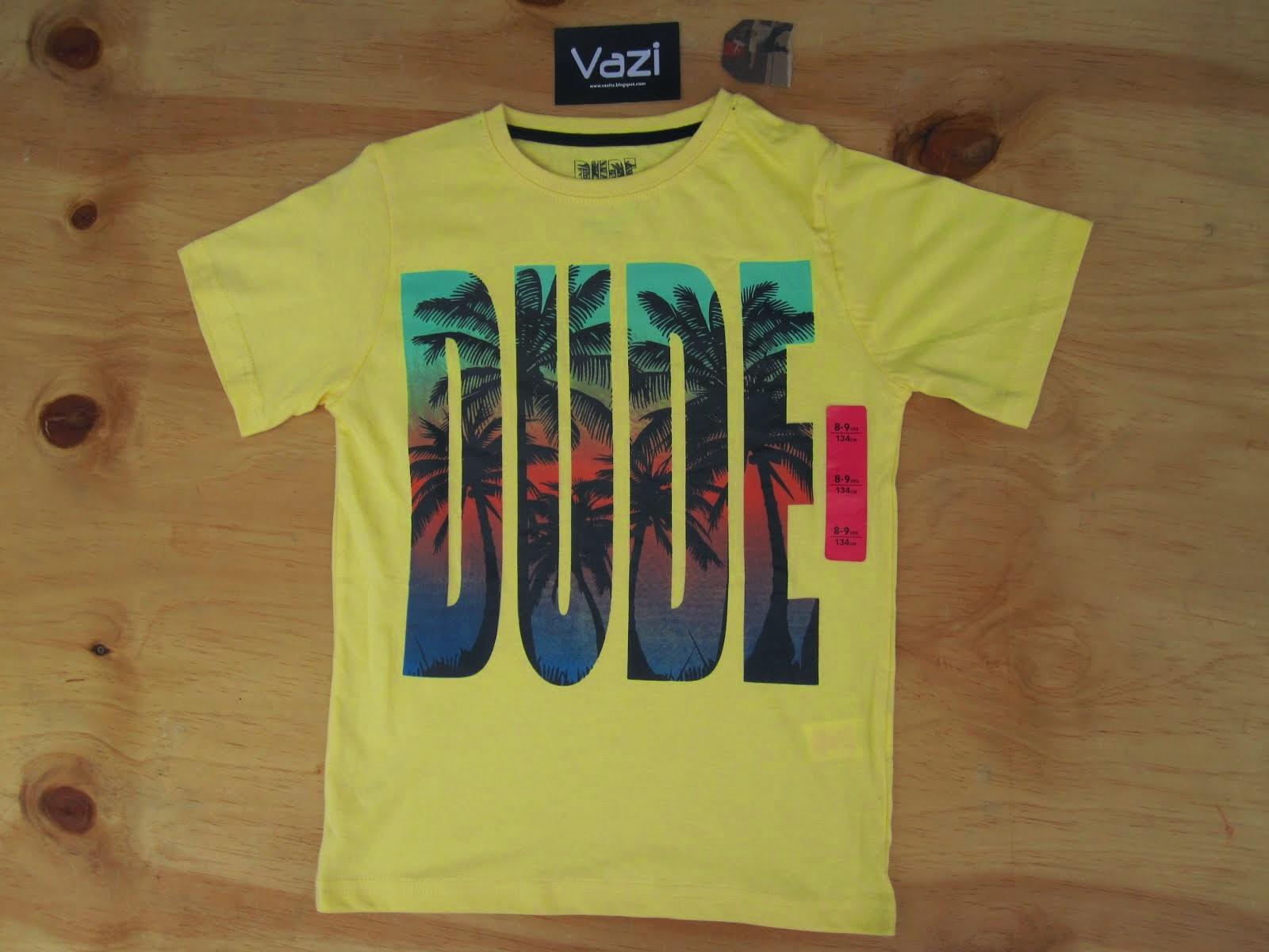 T shirts za Watoto TZS 15,000