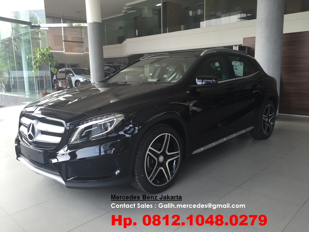Promo harga new mercedes benz gla 200 sport new gla200 for All new mercedes benz