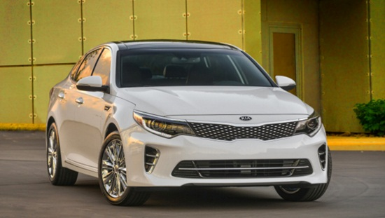 2016 Kia Optima Sedan Review Specs Redesign Release Date