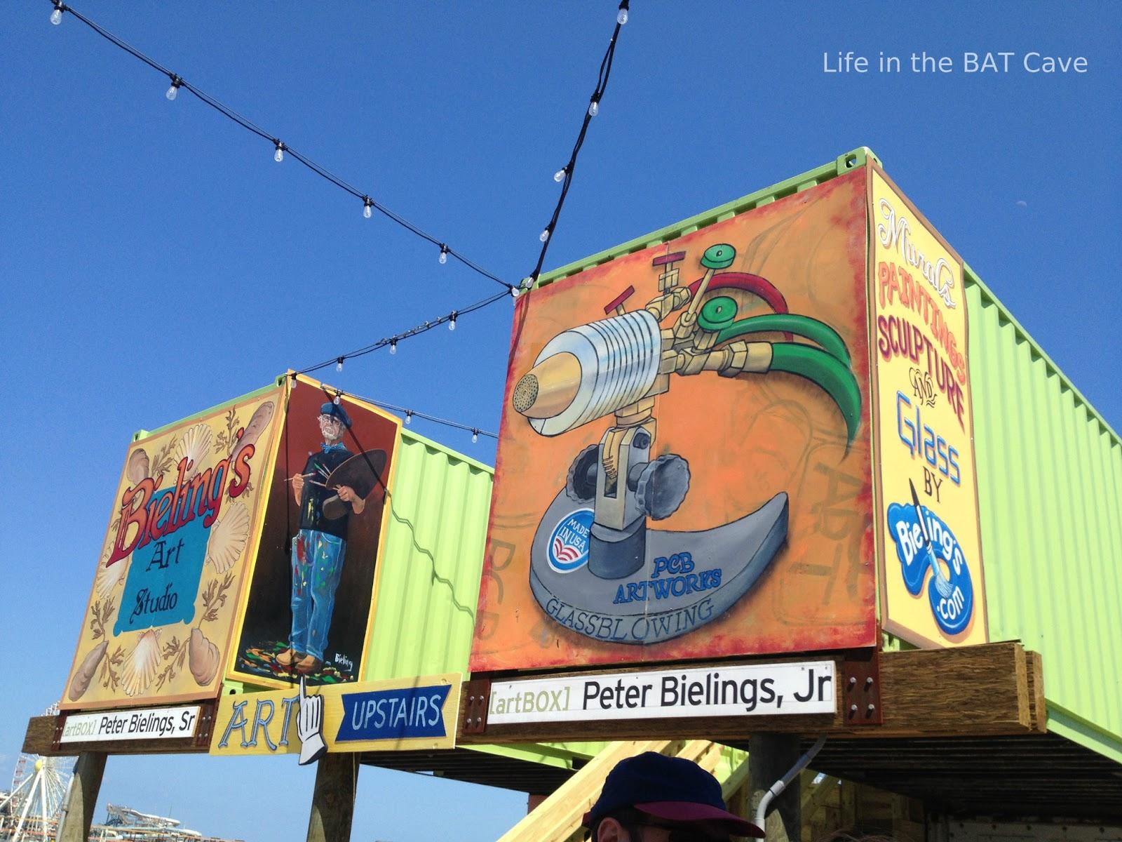 artbox, Adventure Pier, Morey's Piers, Wildwood Boardwalk