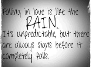 love quotes about rainbows