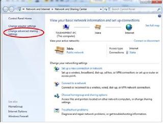 Cara Membagi Jaringan Internet dengan LAN