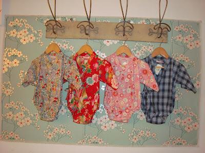 Kimonos bebé Barcelona