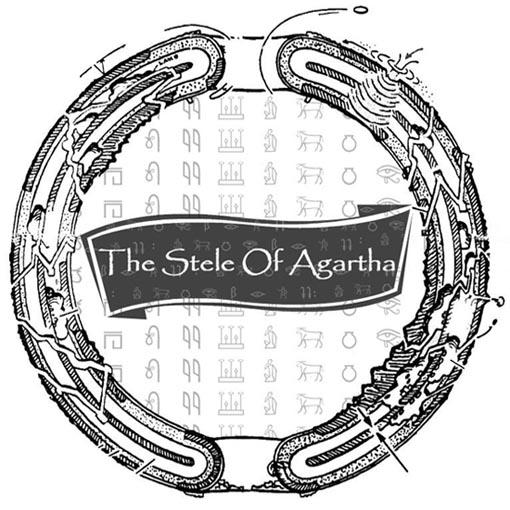 THE STELE OF AGARTHA