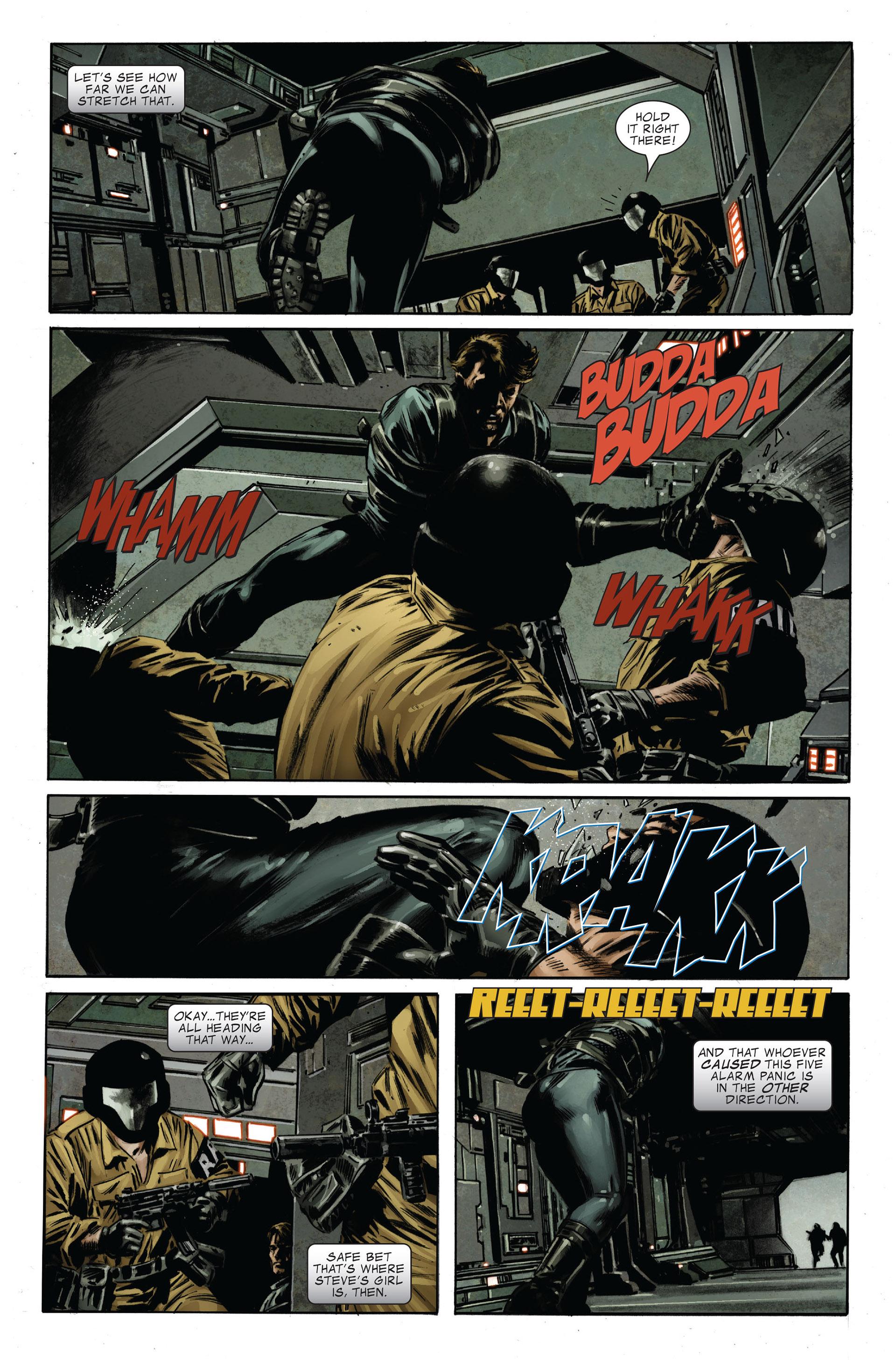 Captain America (2005) Issue #32 #32 - English 14