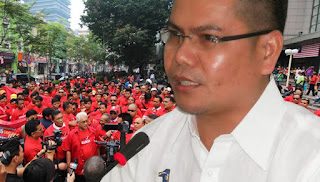 Himpunan sejuta baju merah sokong Najib Oktober ini