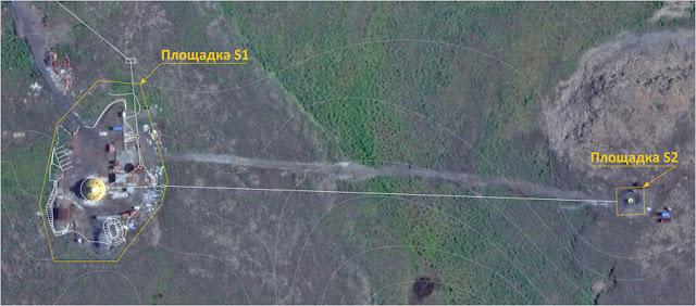 Сейсмическая PS34 и радионуклидная RN55 станция Международной системы мониторинга в Норильске. Площадки S1 и S2/