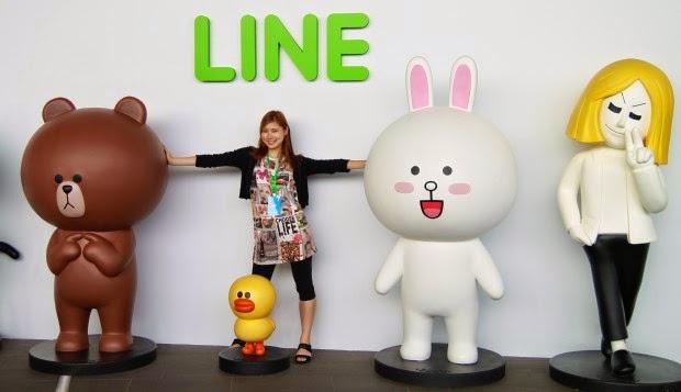 Line Tienda Japón