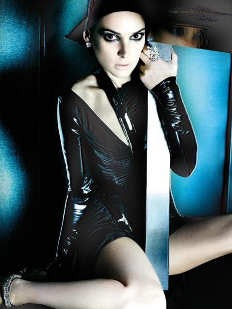 Winona Ryder by Mario Testino for V Magazine