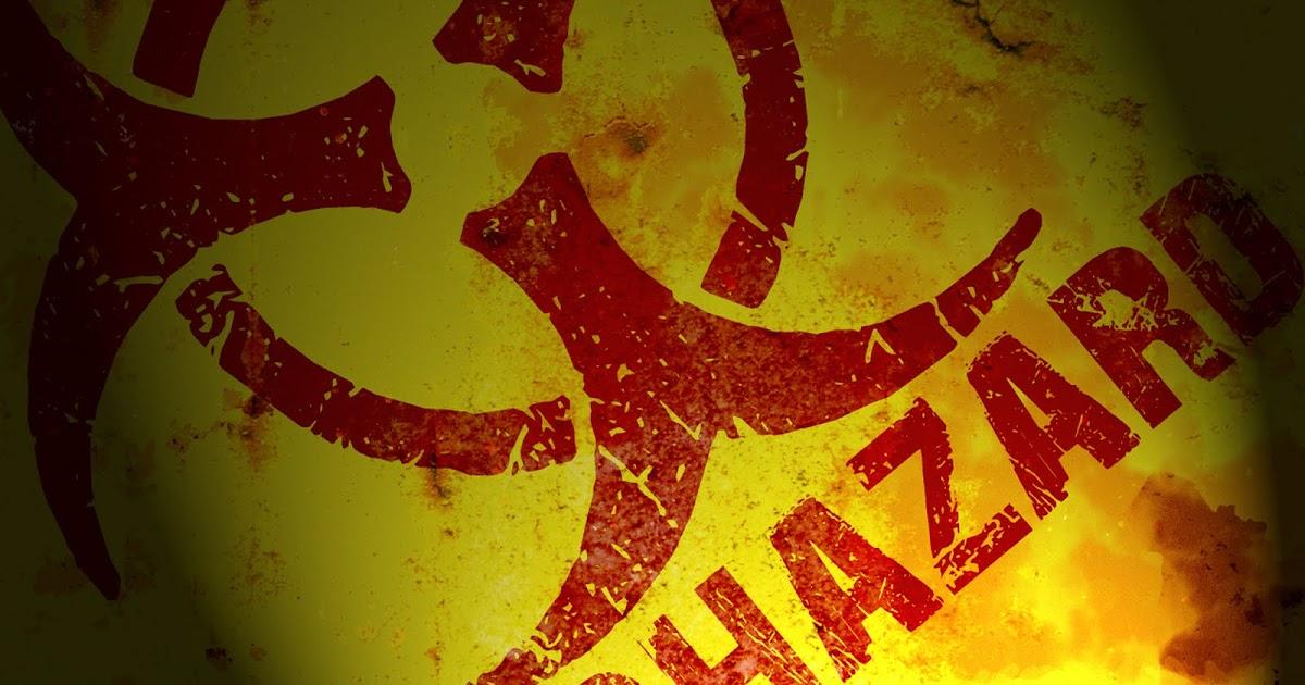 Biohazard Warning Signs Logo HD Wallpapers
