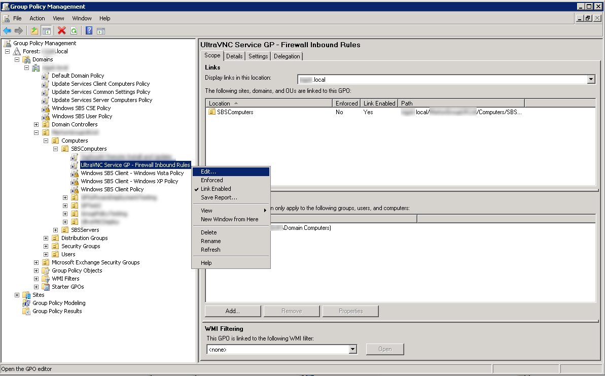 Simon Lane\'s IT Blog: Deploy UltraVNC through Group Policy (Windows ...