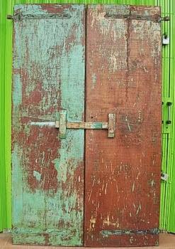 Pintu Kayu Selembar