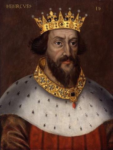 King Henry II England