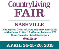 ★Country Living Fair, Nashville, TN
