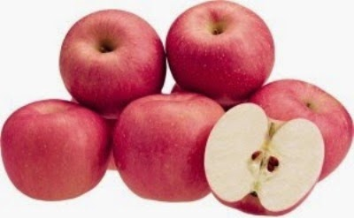 The content of nutrients and benefits in an Apple