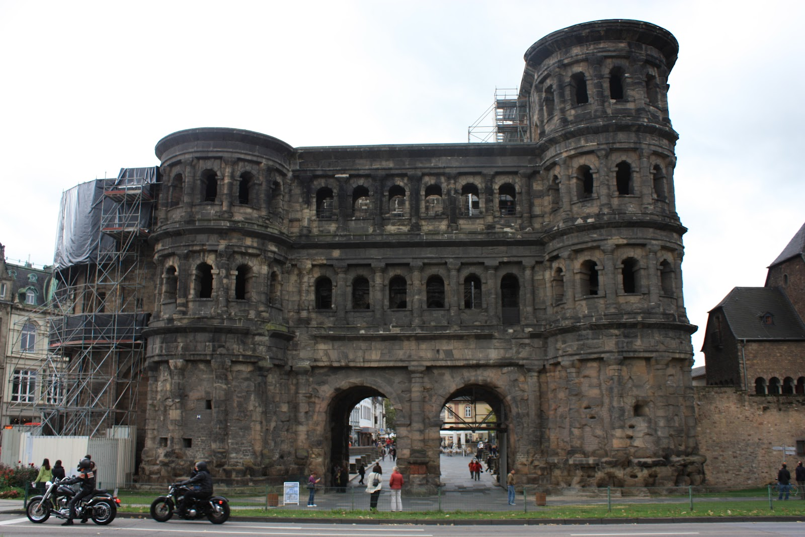 Trier Germany  City pictures : ... to trier for my birthday trier is germany s oldest city built by the