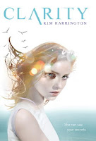 book cover of Clarity by Kim Harrington