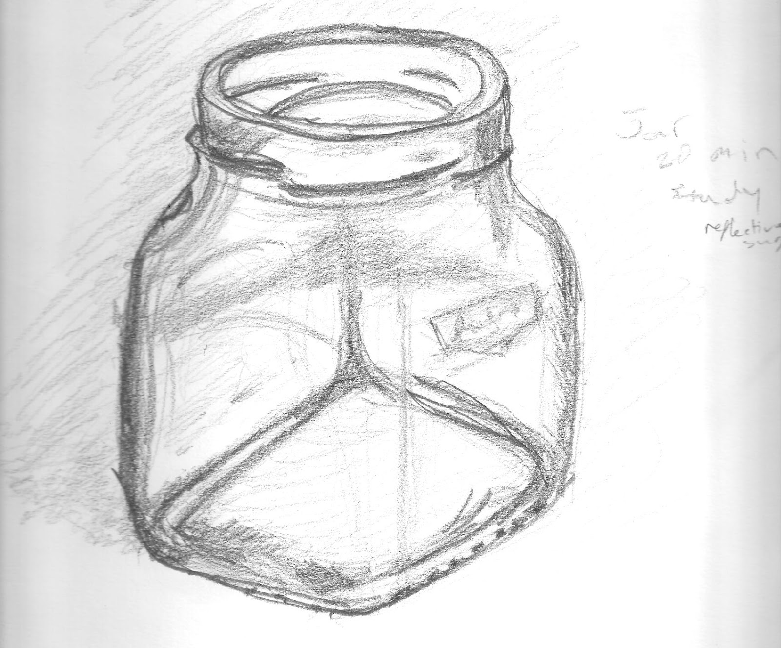Scribble Drawing Objects : Maximilian tsujino od january