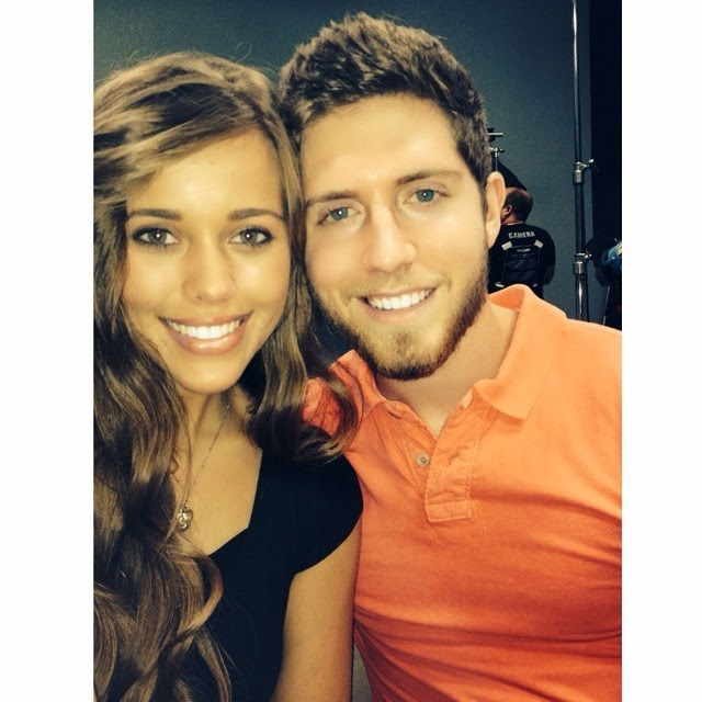 Jessa Duggar and Ben Seewald courting