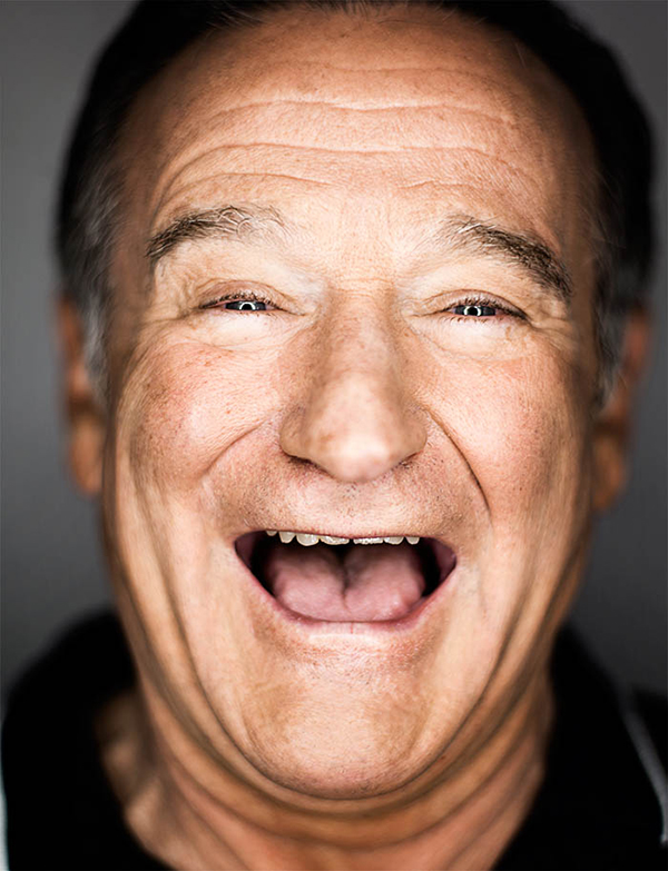 One Photographer S Personal Portrait Of Robin Williams Fstoppers