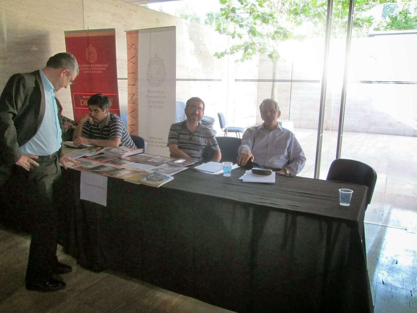 Ciudad de los Césares en Feria de los Buenos Libros