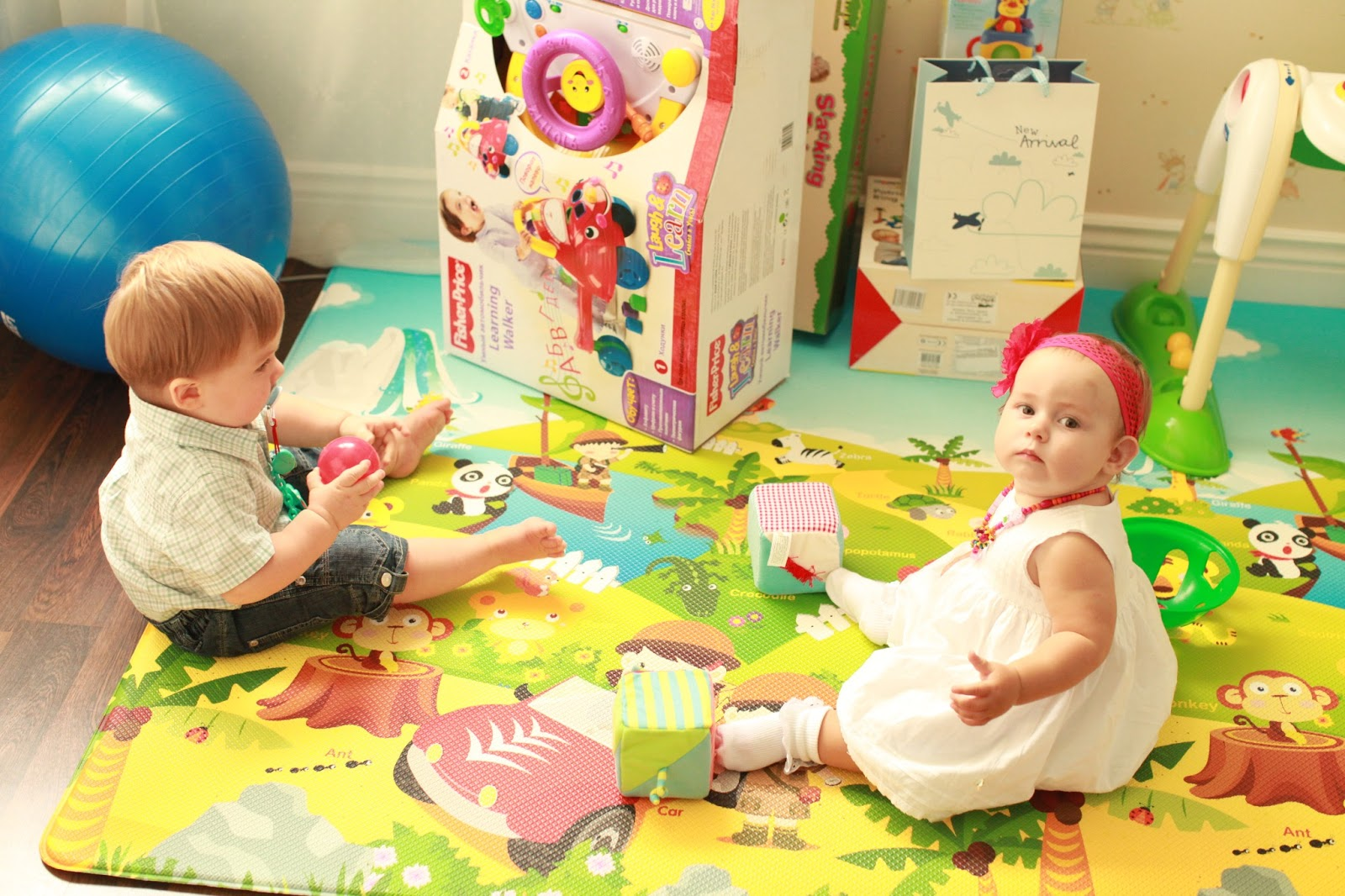 Подарок ребёнку 2-3 года
