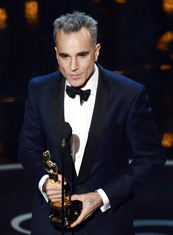 Oscars 2013 Daniel Day Lewis