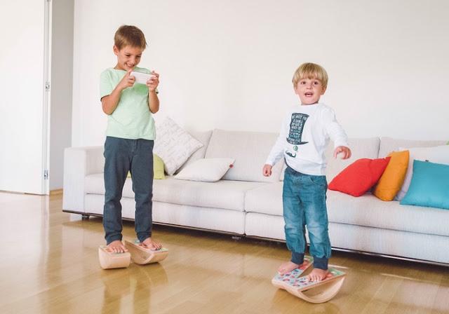 Swingy Balance board Kickstarter