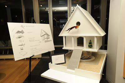 White+house-+Dana+Edelson Baby, it's Cold Outside: Architects for Animals + Shelters For Ferals