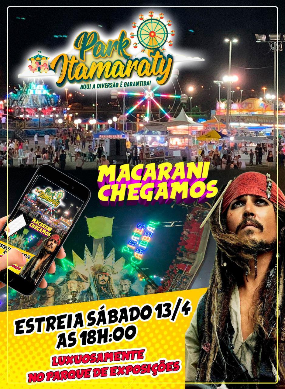 PARK ITAMARATY - AQUI SUA DIVERSÃO É GARANTIDA!