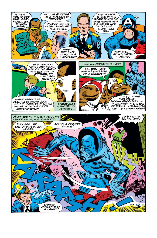 Captain America (1968) Issue #191 #105 - English 12