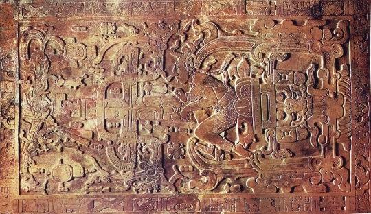 Lord Pacal Maya