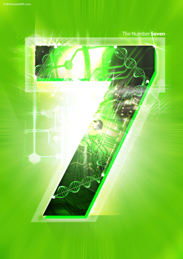 Spotlight On Numerology  Symbolism Of The Number Seven